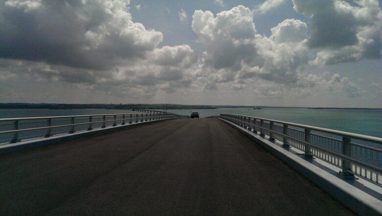 伊良部大橋開通前