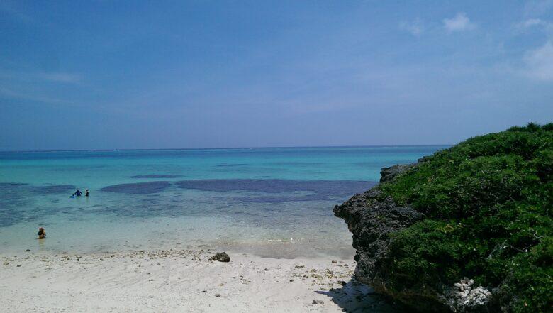 池間島の海