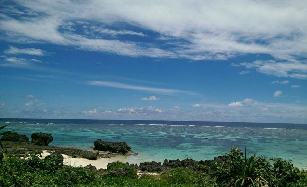宮古島上野の海