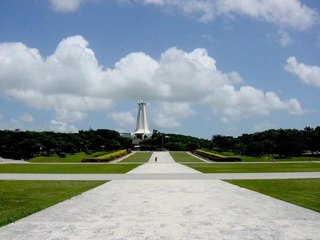 沖縄慰霊 平和祈念公園