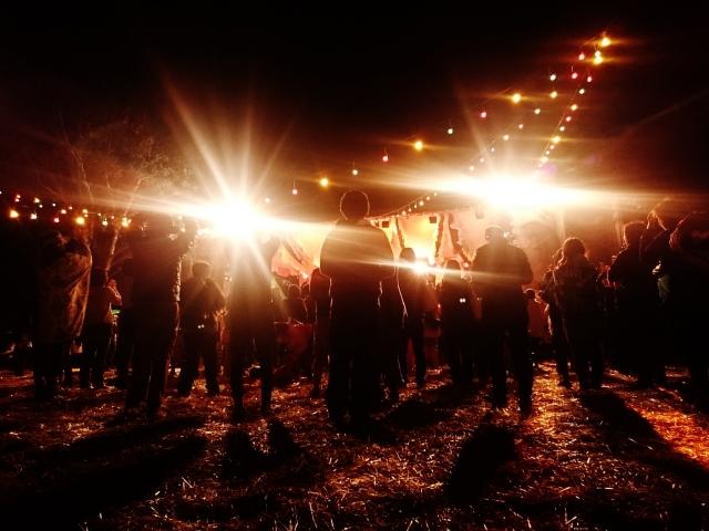 宮古島の野外フェスミュージックコンベンション