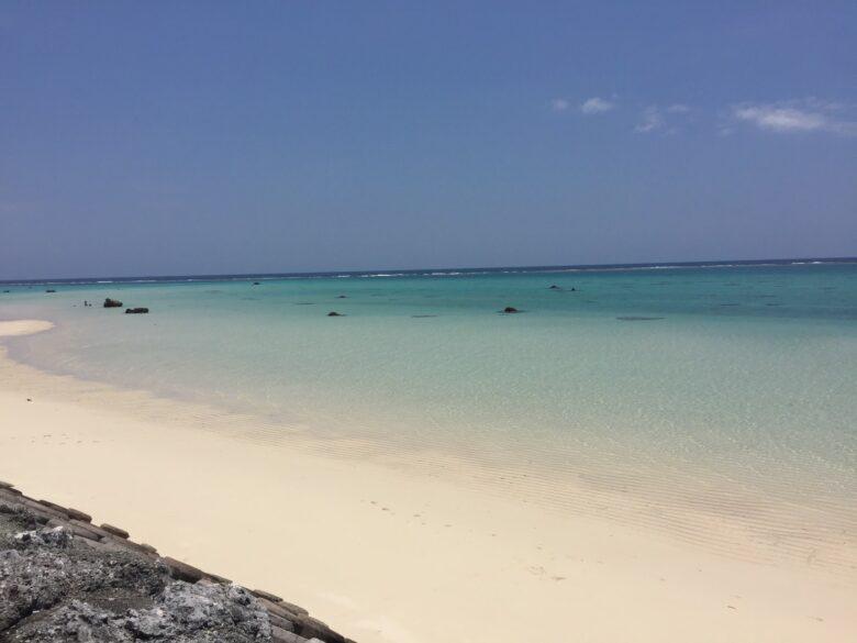 下地島 17エンドビーチ