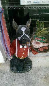 パリワールの看板犬