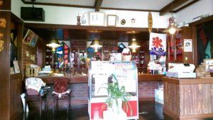 純喫茶ジュニア店内