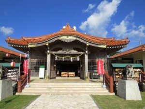 日本最南端の神社「宮古神社」