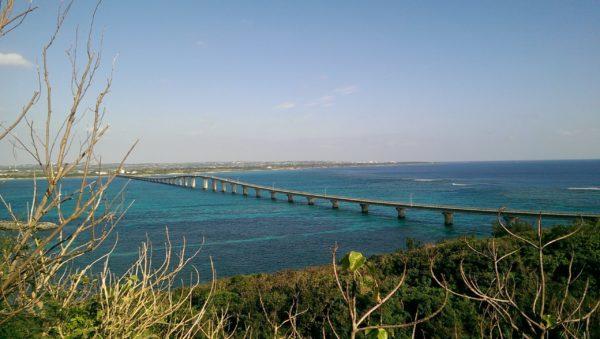 2月の宮古島の風景