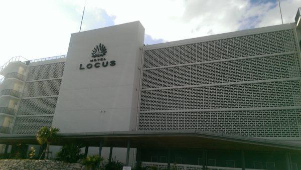 ホテルローカス