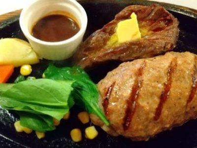 JAN JANのハンバーグステーキ